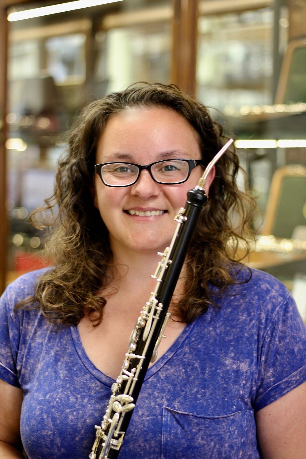 - 27 July, 2017 I am proud to introduce you all to my new cor anglais! I travelled to Howarth of London on Tuesday 25th July to choose my Marigaux cor anglais. Mandy and Ben were very helpful and patient while I tried lots of instruments and crooks (bocals!). I was also very lucky to have my brother with me to help with the decision making -thanks Ruairi!The purchase of this fabulous instrument would not have been possible without Music Network, The Arts Council of Ireland and the Department of Arts, Heritage, Regional, Rural and Gaeltacht Affairs. I am so grateful for their support! Now... who wants to play some chamber music?!