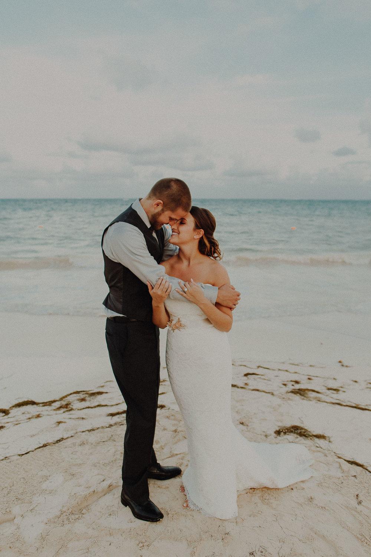 Bryan + Alexa  Now sapphire, Riviera Cancun, Mexico Wedding     view