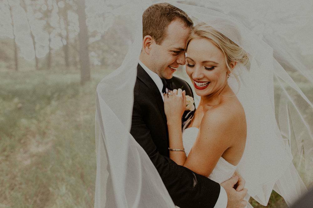 Adam + Lauren  Lincoln StatioN Wedding in Lincoln, Nebraska     View