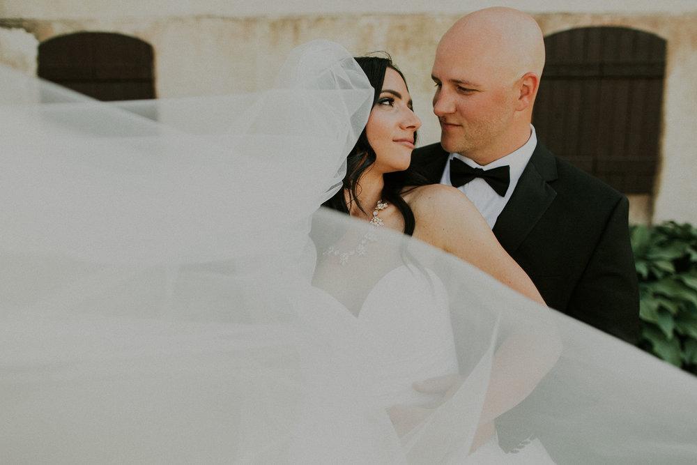 Riley + Dani  Bella Terre Vineyard Wedding in Glenwood, Iowa   View