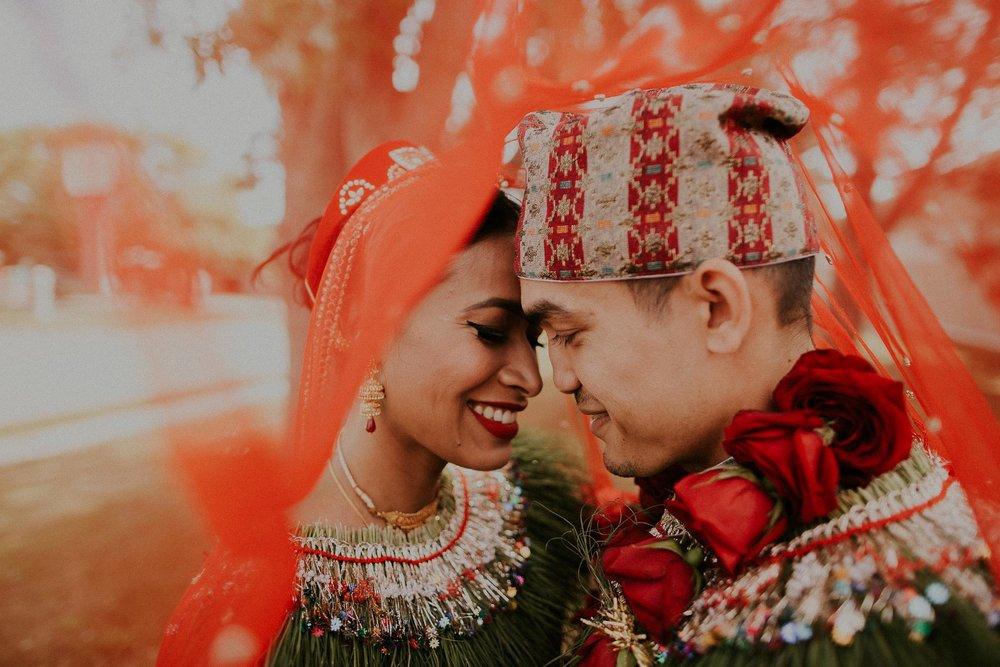 Bishal + Nitu  Hindu Wedding in Omaha, Nebraska   View