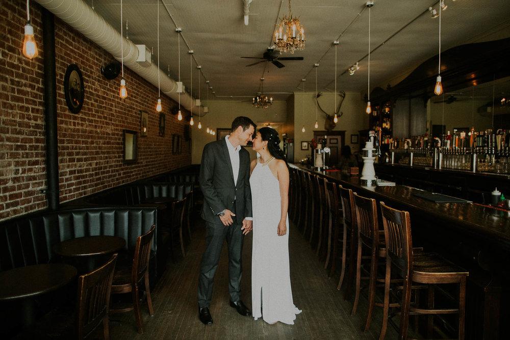 Nick + Zoe Benson & Courthouse Wedding in Omaha, Nebraska VIEW