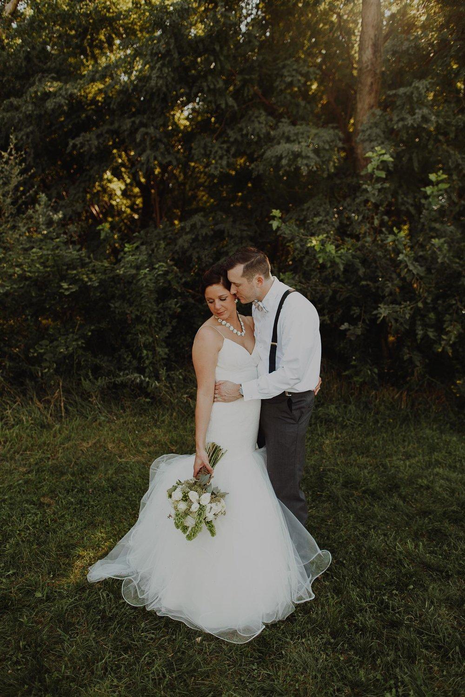 Steven + Megan  Holland Center Wedding in Downtown Omaha, Nebraska   View