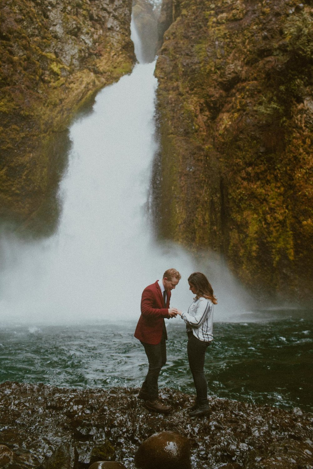 wahclella falls proposal