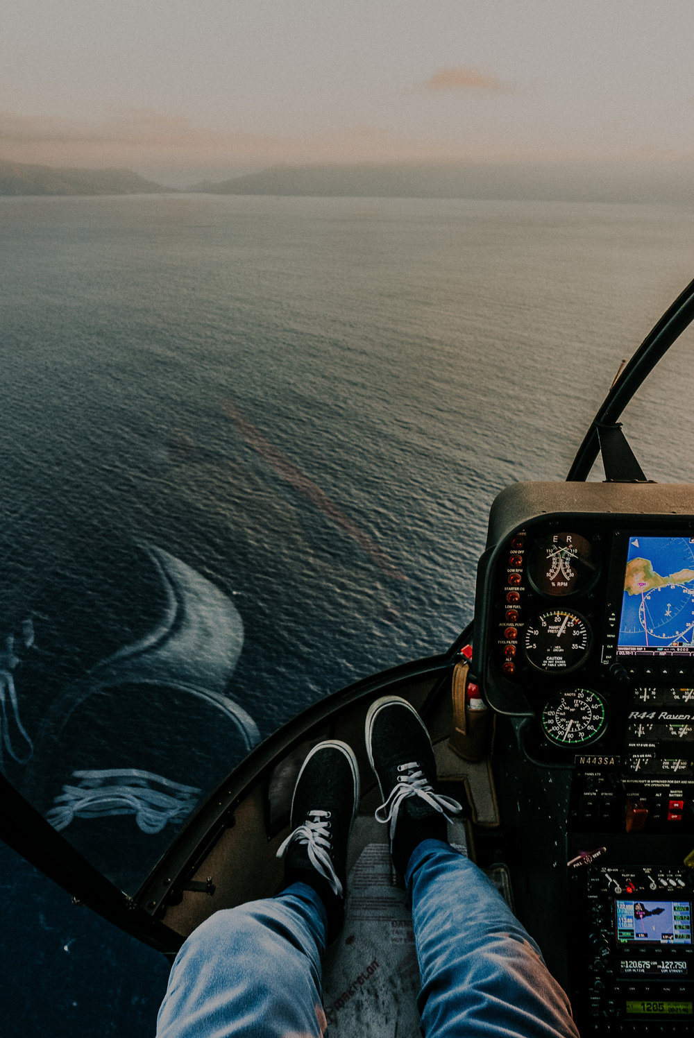 anthelion helicopter photography