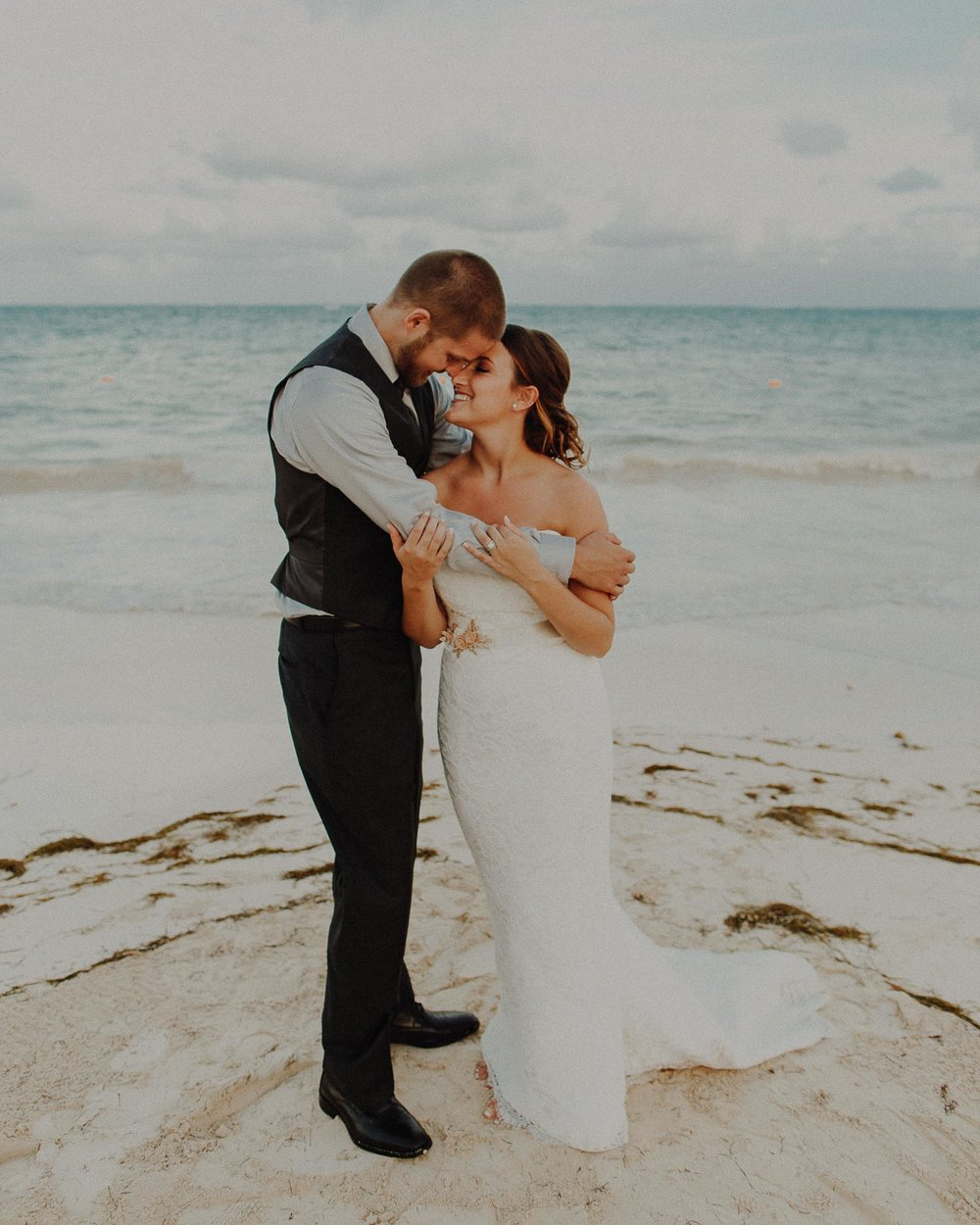 Bryan + Alexa  Now Sapphire Riviera Cancun Wedding in Mexico VIEW