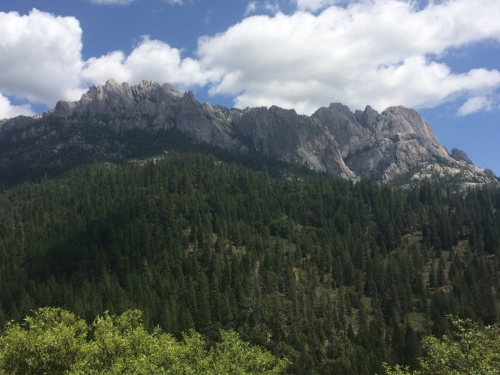 Castle Crags - Shasta County, CA