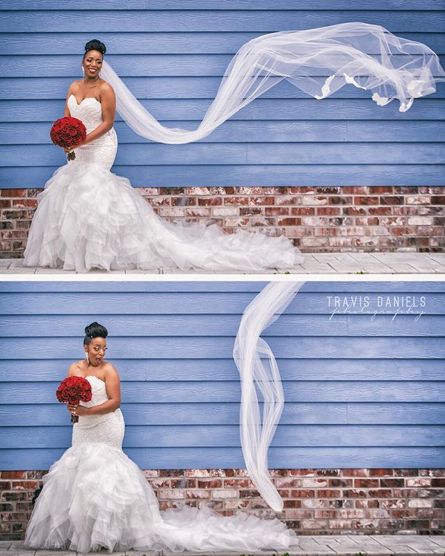 #oops 😃 by @TravisDanielsPhotography #QueenOfTheBayou #wedding #weddingdress #weddingday #weddingphotography #destinationwedding #nola #nolabride ⚜️