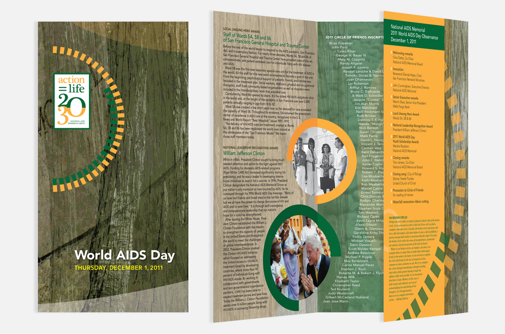 BROCHURE  | National AIDS Memorial Grove