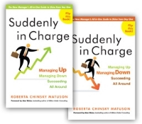 Week: Suddenly in Charge - Roberta Chinsky Matuson
