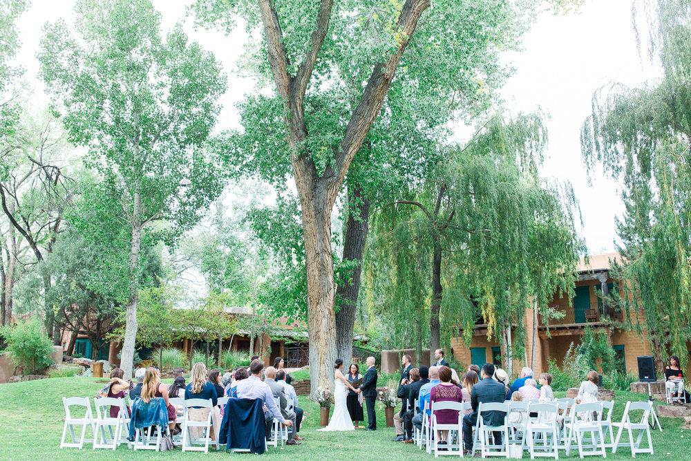 JC & Victoria's El Monte Sagrado Taos Wedding