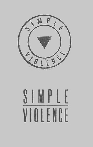 I'm working on an identity for Simple Violence Press, a down and dirty publishing company based in Northeast Alabama. The above logos were the rejects. They're cool, but the final is even cooler— you'll have to stay tuned to see it in the future.