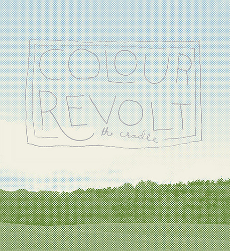 Colour Revolt has been through so much shit (e.g getting all of their equipment stolen while on tour, getting dropped by their label, all but two of the members quitting the band), so I've got major respect for this album. It's different than their previous material and I dig it majorly. Here's a video of them playing  8 Years  live: