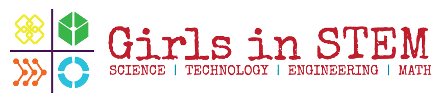 Girls in STEM logo