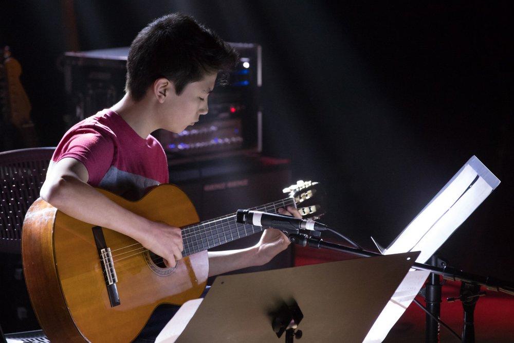 Flamenco Guitar! Malaguena