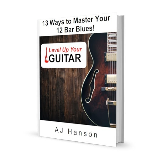 I'm too excited not to share this!  Front cover of my first ebook. Coming soon to a download page near you!  I've digitized over 500 lessons, ranging from blues, rock, classical, jazz, metal, rockabilly, and more!  I'll have a whole series of books and online courses in the coming months.