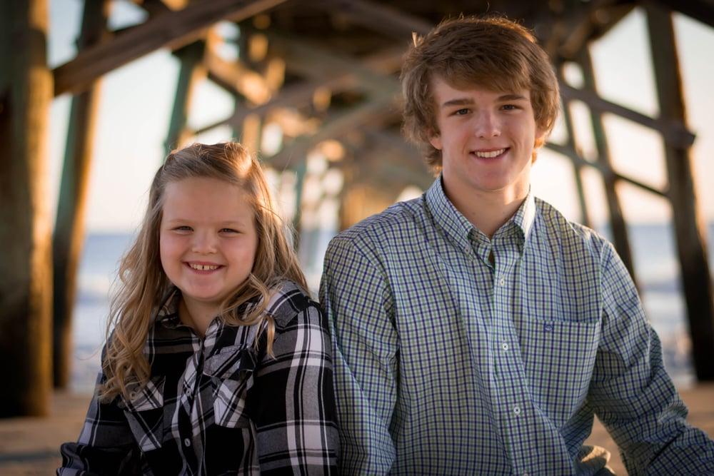 sibling pier photo