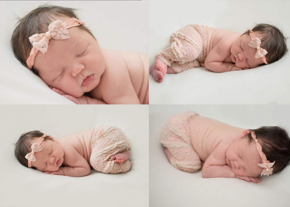 wilmington nc newborn session