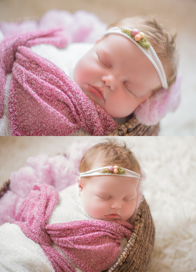 newborn photographer wilmington north carolina