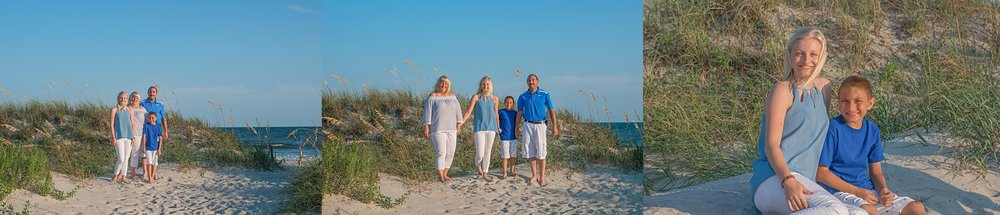 oak island nc vacation photographer