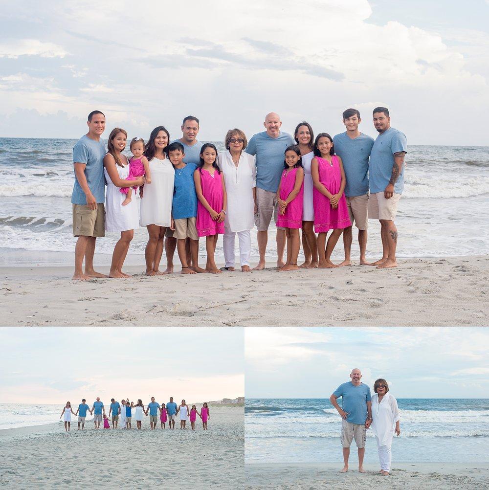 holden beach vacation photographer