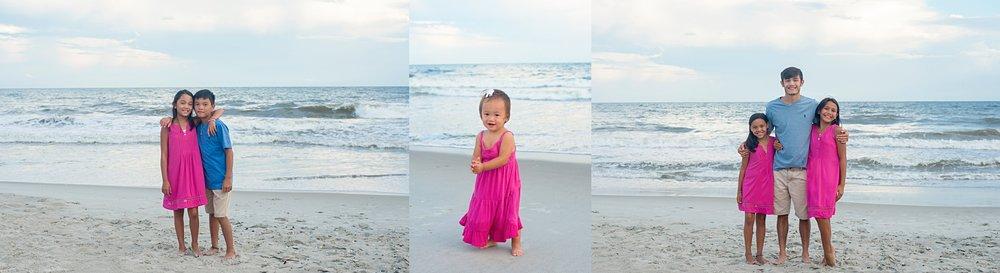 ocean isle beach vacation photos