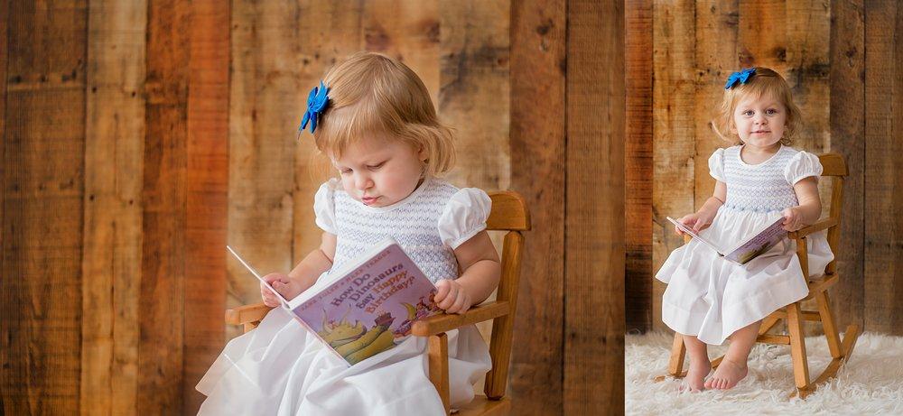 Wilmington NC toddler photographer