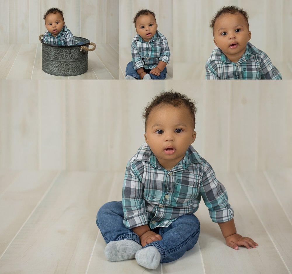 Wilmington NC Baby Photographer