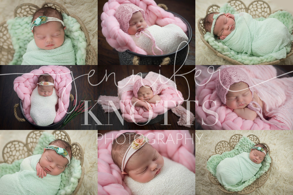 wilmington newborn session