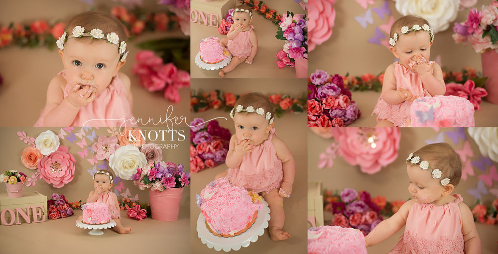wilmington nc first birthday photographer
