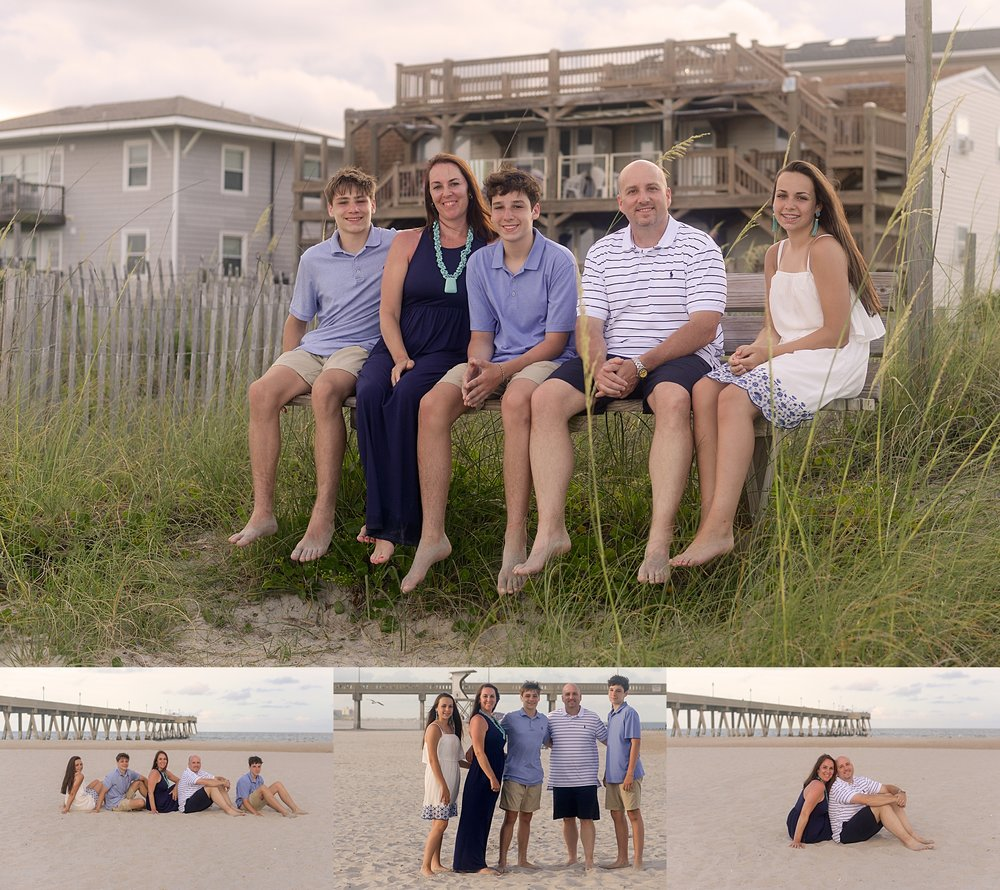 wilmington family photography