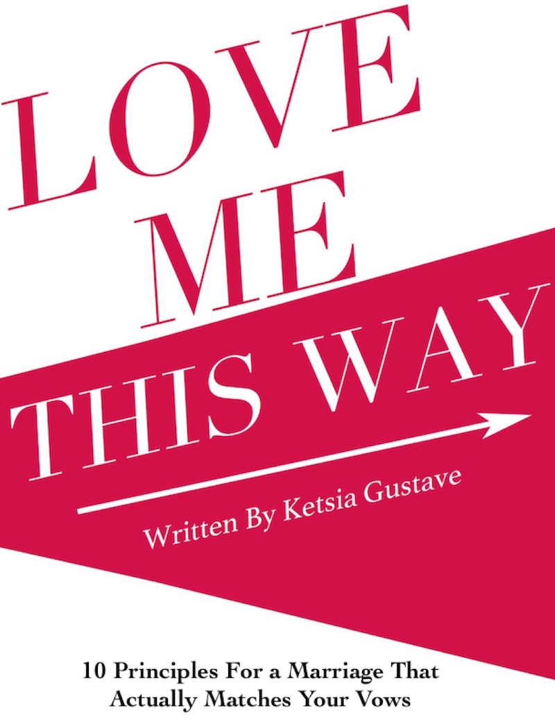 """Love Me This Way"" book cover"
