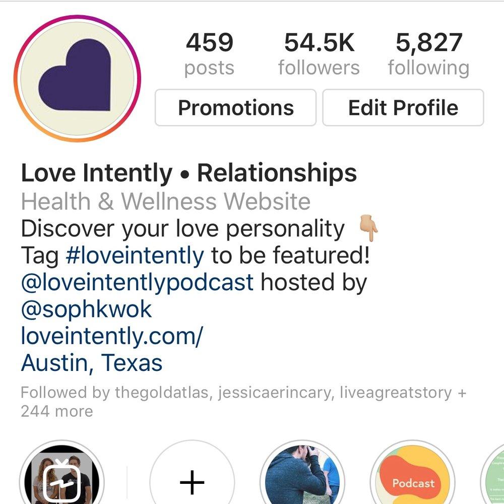 - We built a social media following of 55k Followers