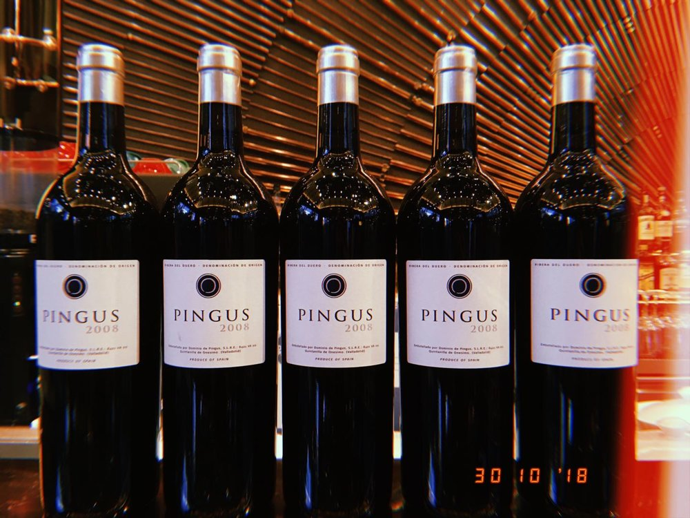 Pingus Dinner at AMMO, October 2018.