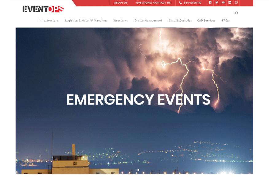 EVENT OPS WEBSITE