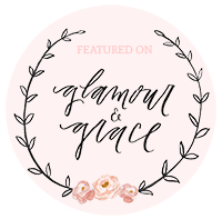 Featured on Glamour & Grace