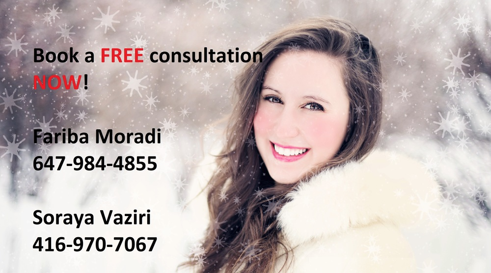 Fariba Moradi, Medical Aesthetician 647-984-4855