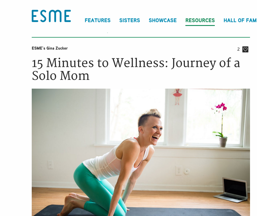ESME.com feature