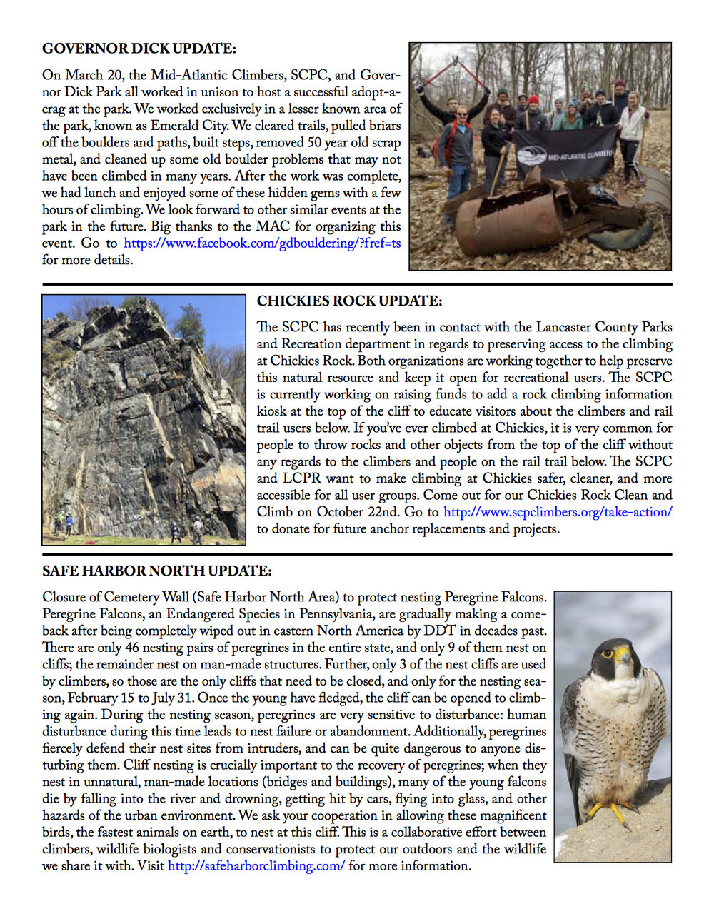Summer Newsletter P2
