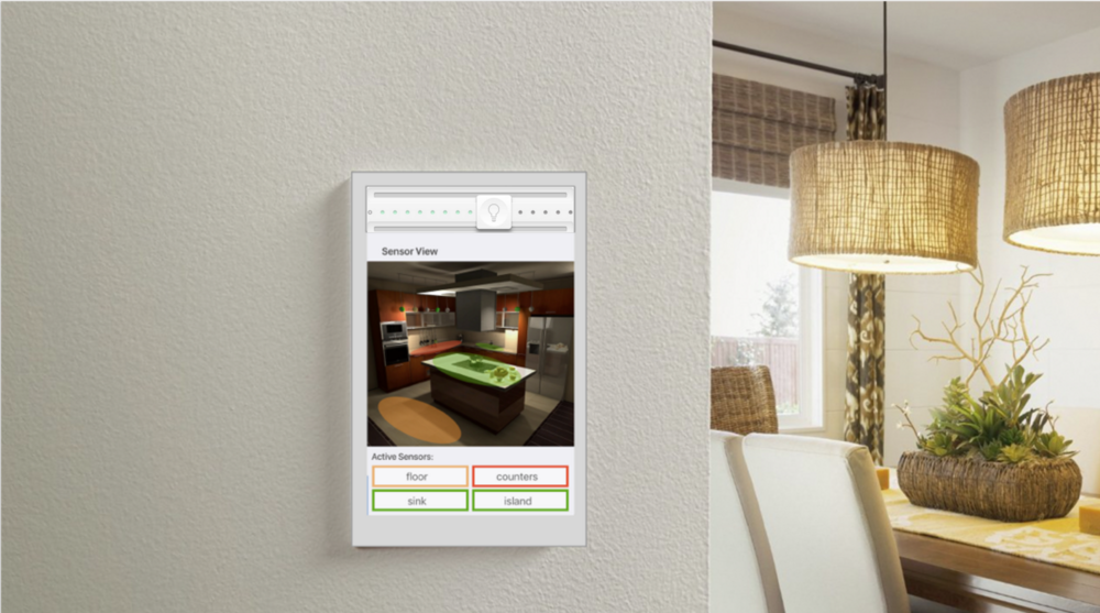 HyCube: Smart Home Technology Design — Sunny Choi