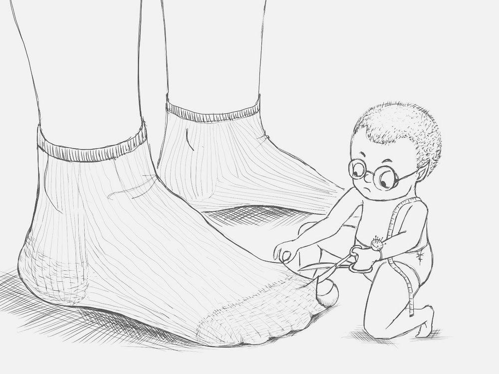 019 - Sock Cutter