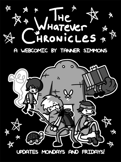 The Whatever Chronicles!