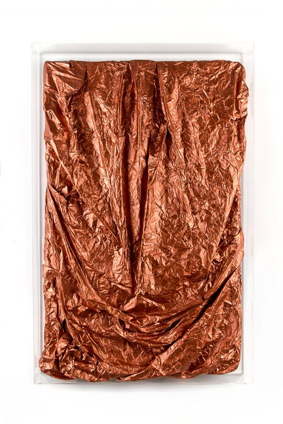 Bronze Fold, 2014