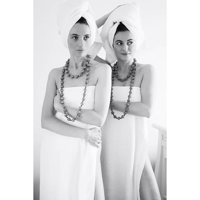 Morrocan dreams by RJBIJOUX #towelseries #renajuliet #moroccanstyle #beads #doyourjbijoux #instyle #editorial #blackandwhite #jewelry #accessories #sistersister