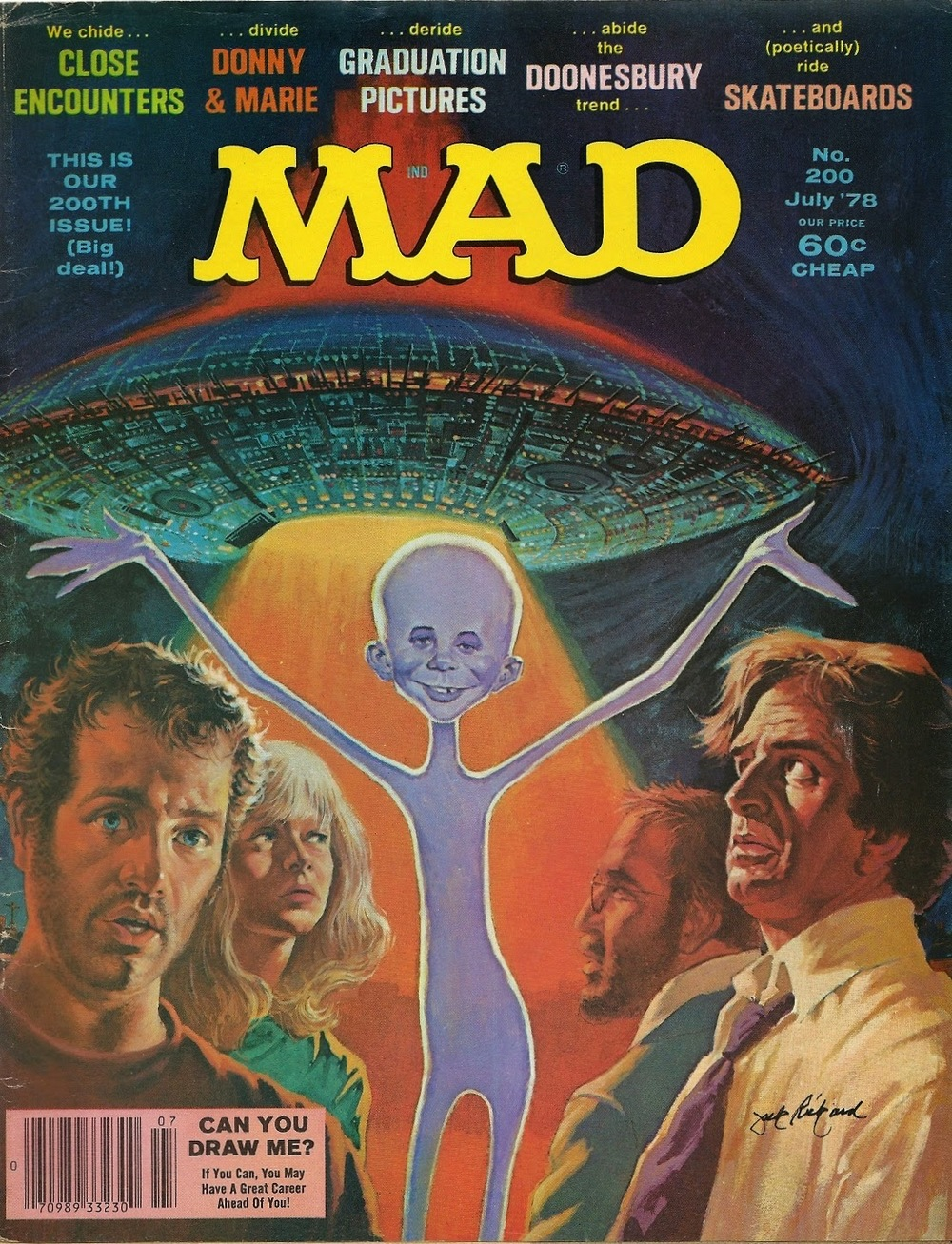 'Close Encounters of The Third Kind', July 1978 by Jack Rickard.
