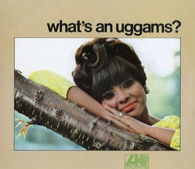 "IN ONE OF THE BEST JOKES IN GRUNT! THE WRESTLING MOVIE, JIM TURNER'S DOCUMENTARIAN CHARACTER IS NAMED AFTER AMERICAN SINGER LESLIE UGGAMS (ABOVE). ALAS, FEW PEOPLE GOT THE REFERENCE, CAUSING FOLKS TO ASK, IF NOT ""WHAT'S AN UGGAMS?"", THEN ""WHO IS UGGAMS?"""