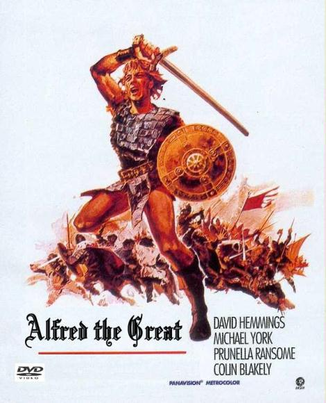 ALFRED THE GREAT (1969) May 14th Centrum Panorama Varnsdorf, Czech Republic