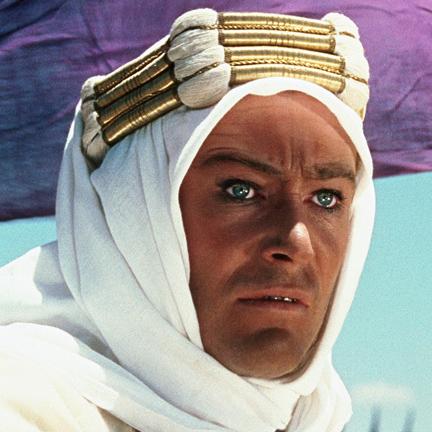 LAWRENCE OF ARABIA (1962) May 20th Prince Charles Cinema, London.