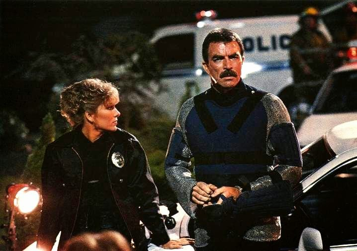 Runaway Tom Selleck Cynthia Rhodes 1984 scifi movie.jpg