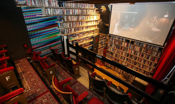 20TH CENTURY FLICKS (Bristol, UK) - Home to over 20,000 titles, 20th Century Flicks also houses screening rooms where you can view movies. Like London's Prince Charles Cinema, it's a movie fan institution and run by cinephiles.